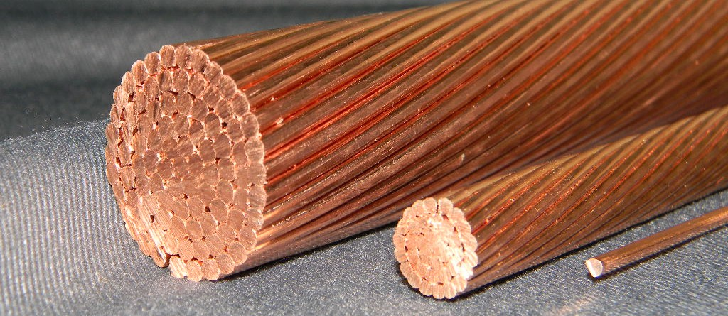 braided-copper-wires