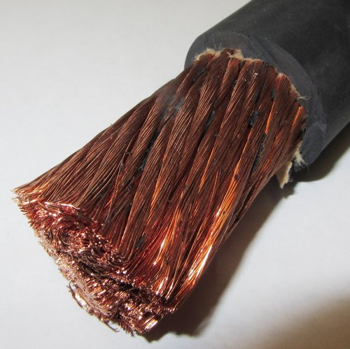 Bunched-Copper-Wires