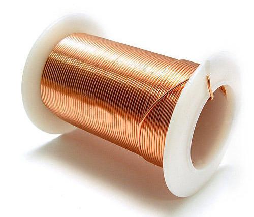 Tinsel-copper-wire