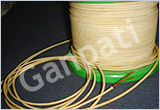Fiber Glass Round Copper Wires