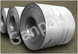 Flipped Aluminium wire rod coil
