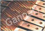 Braided Copper Flexible Wire Jumpers