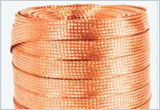 Braided Flexible Copper Wire Round/Flat