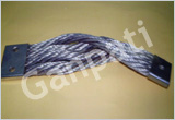 Braided Tin Coated Copper Flexible Wire Jumpers Manufacturers