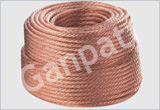 tranded Hi-Flexible Silver Wire Ropes Manufacturers