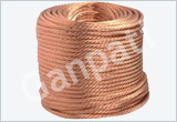 Stranded Hi-Flexible Copper Wire Ropes